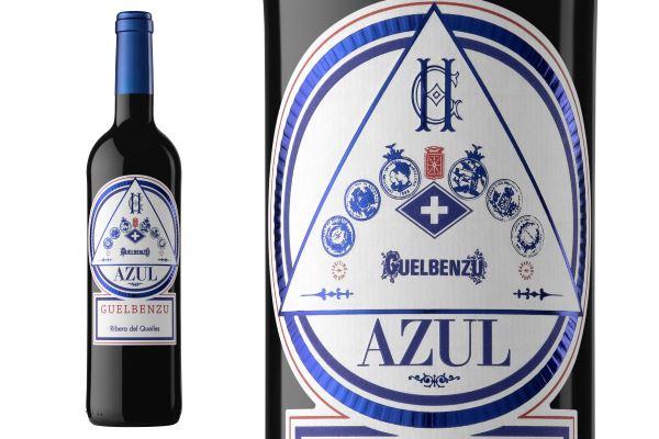 Guelbenzu Azul premiado con Medalla de Oro en Challenge International du Vin