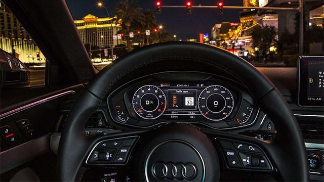Audi se conecta a los semáforos para tener siempre luz verde