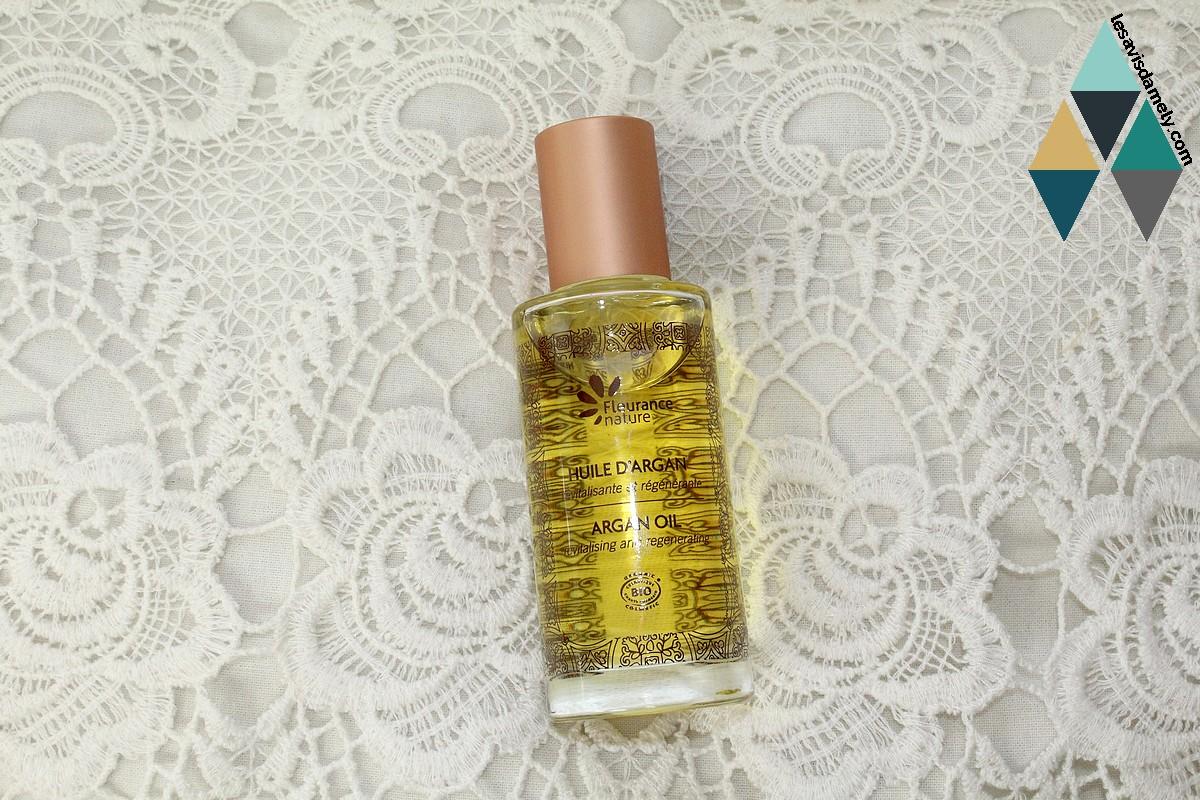 huile bio fleurance nature