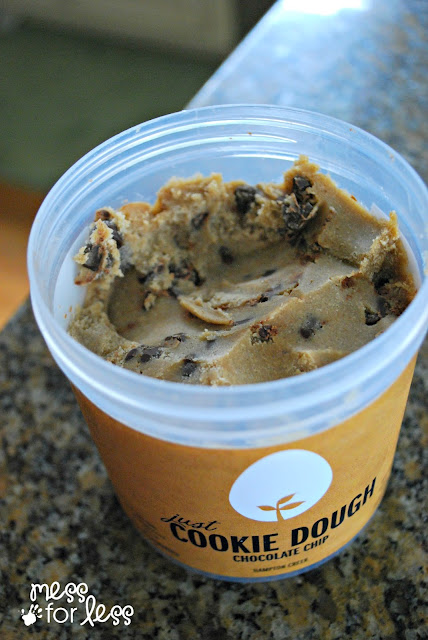 Just Cookie Dough #sponsored