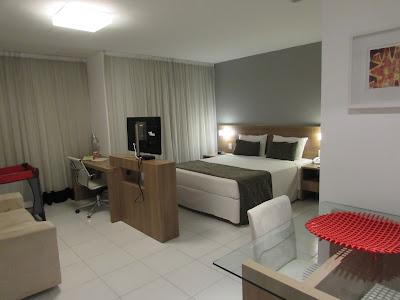 90ee97a4e Onde se hospedar na Barra da Tijuca: Conheça o Hotel eSuites Riocentro  Verano Stay