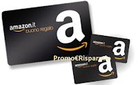 Logo Vinci gratis un buono Amazon da 20€ con Auto Europe