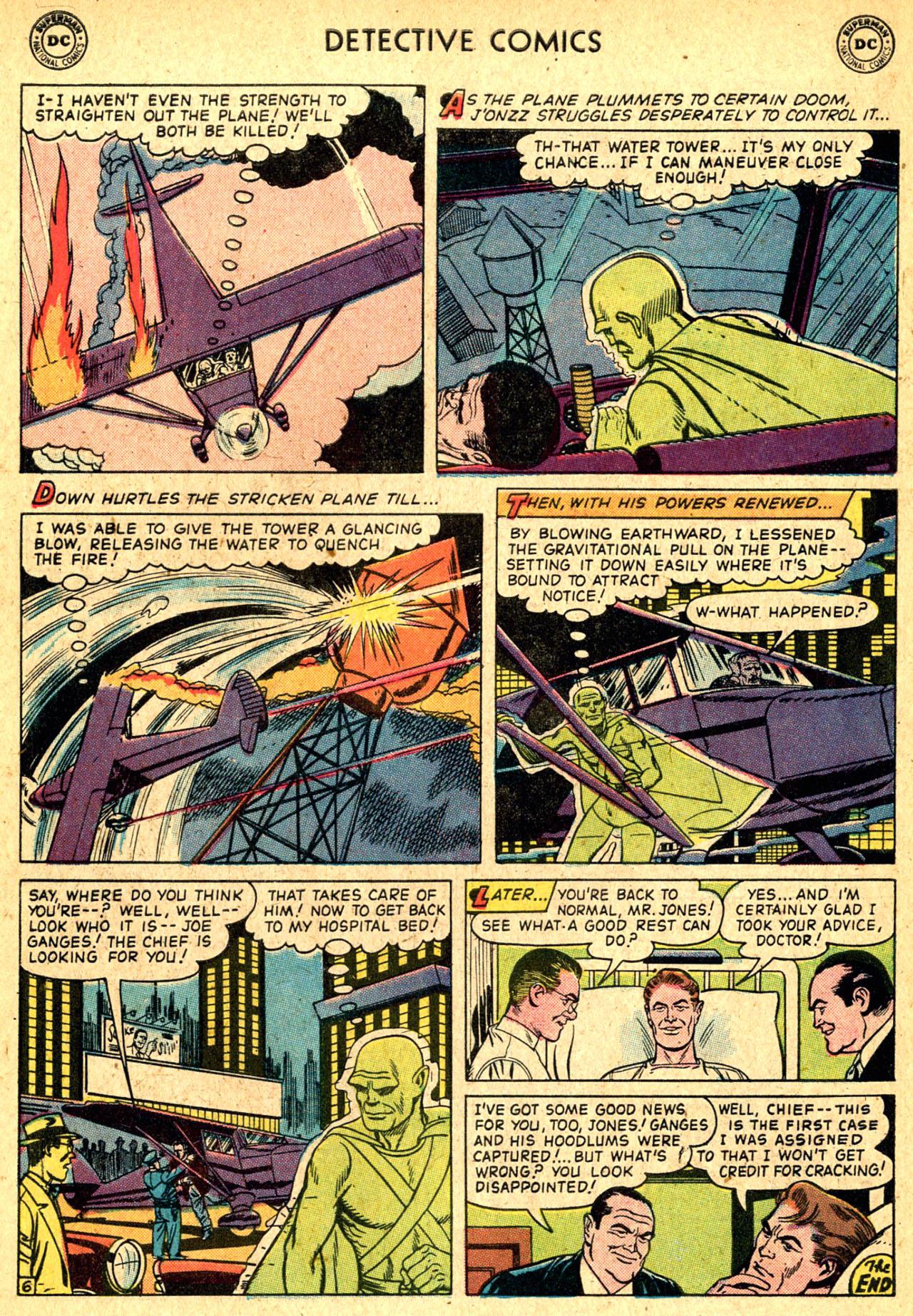Read online Detective Comics (1937) comic -  Issue #250 - 30