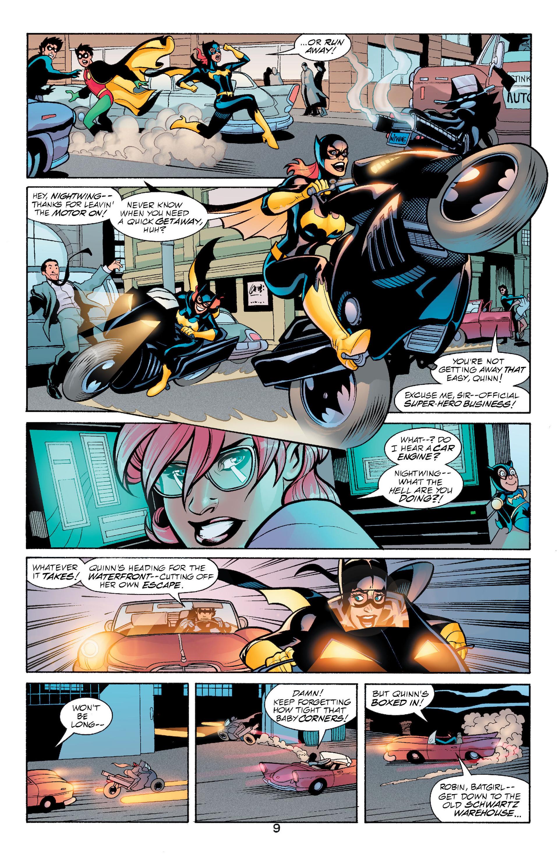 Harley Quinn (2000) Issue #11 #11 - English 10