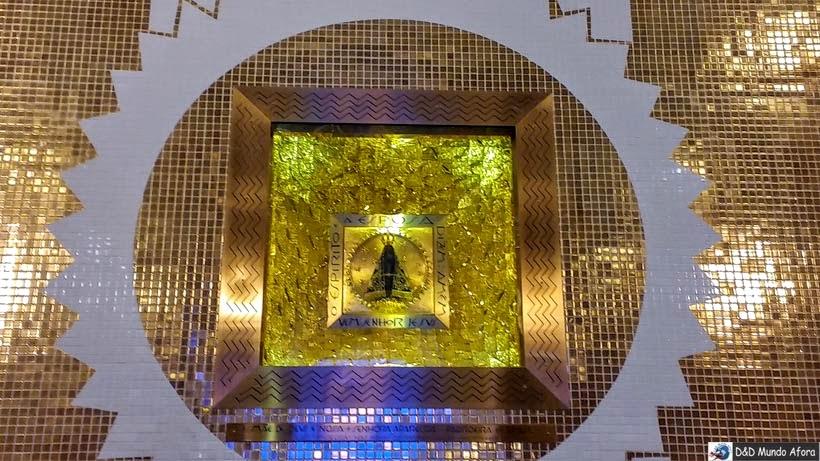 Nicho - Santuário Nacional de Nossa Senhora Aparecida