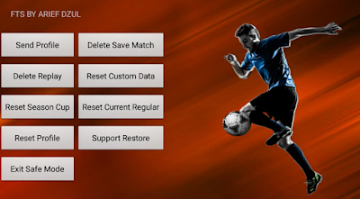 Download FTS 15 Mod Futsal Soccer by Arief Zul Apk Data Obb