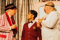 Michael Dierks im Theaterstück Sonny Boys