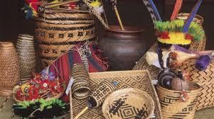 A influência indígena é marcante na cultura brasileira