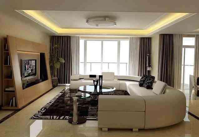 Desain Interior Ruangan Rumah Minimalis Modern