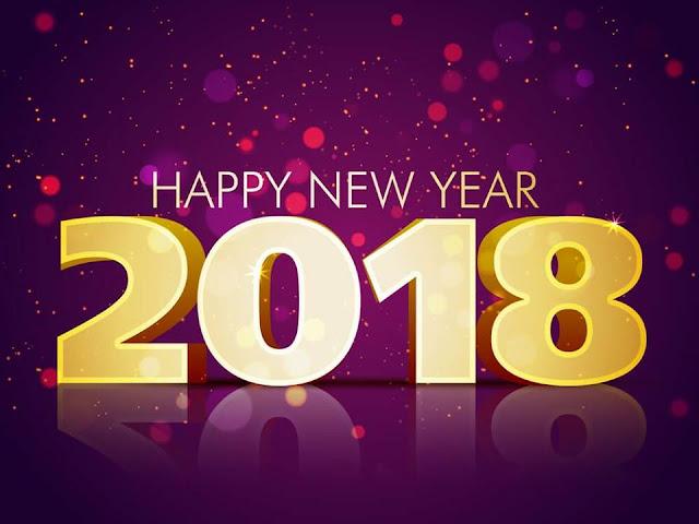 كل عام وانتم بخير 2018 أتمنى أن يكون عام خير وحب وسلام على الجميع