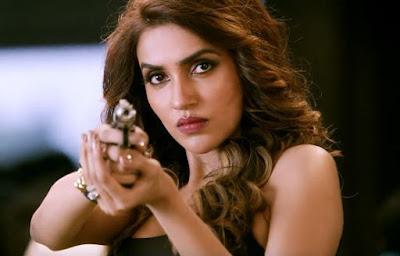 Akshara Gowda Looks And Images In Bogan Film
