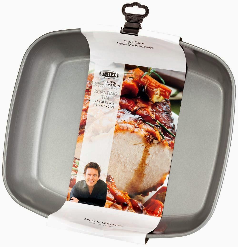 The Bakers Dozen James Martin Bakeware by Stellar - Review ...
