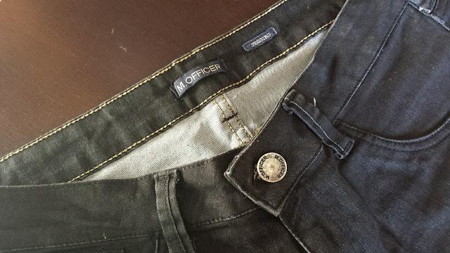 ACHADOS FARFALLA 1 # Calça Jeans