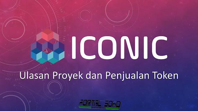 ICONIC - ICOs Ecosystem (Ulasan Proyek dan Penjualan Token)