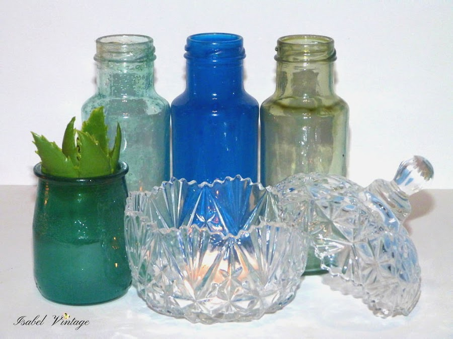 teñir-botellas-cristal-colorante-mod-podge