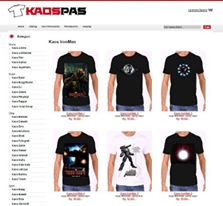Toko Kaos Distro Online Dan Offline Murah Terpercaya by Anas Blogging Tips