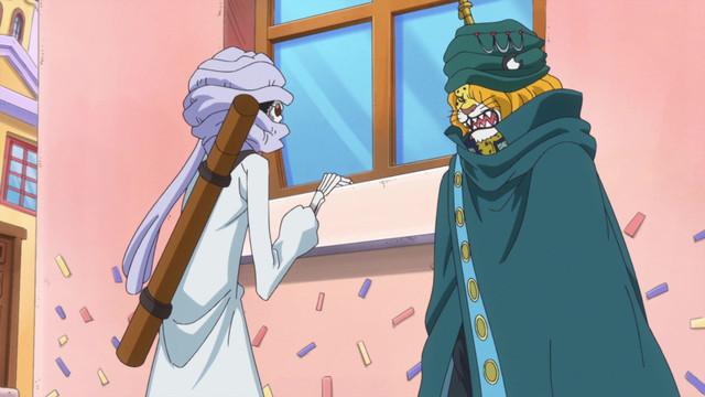 One Piece – Episódio 795