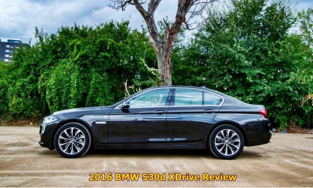2016 BMW 530d XDrive Review