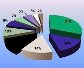 Laporan : Trend 5 Penyakit Terbanyak Januari 2014 di Wilker Pustu Sungai Baung