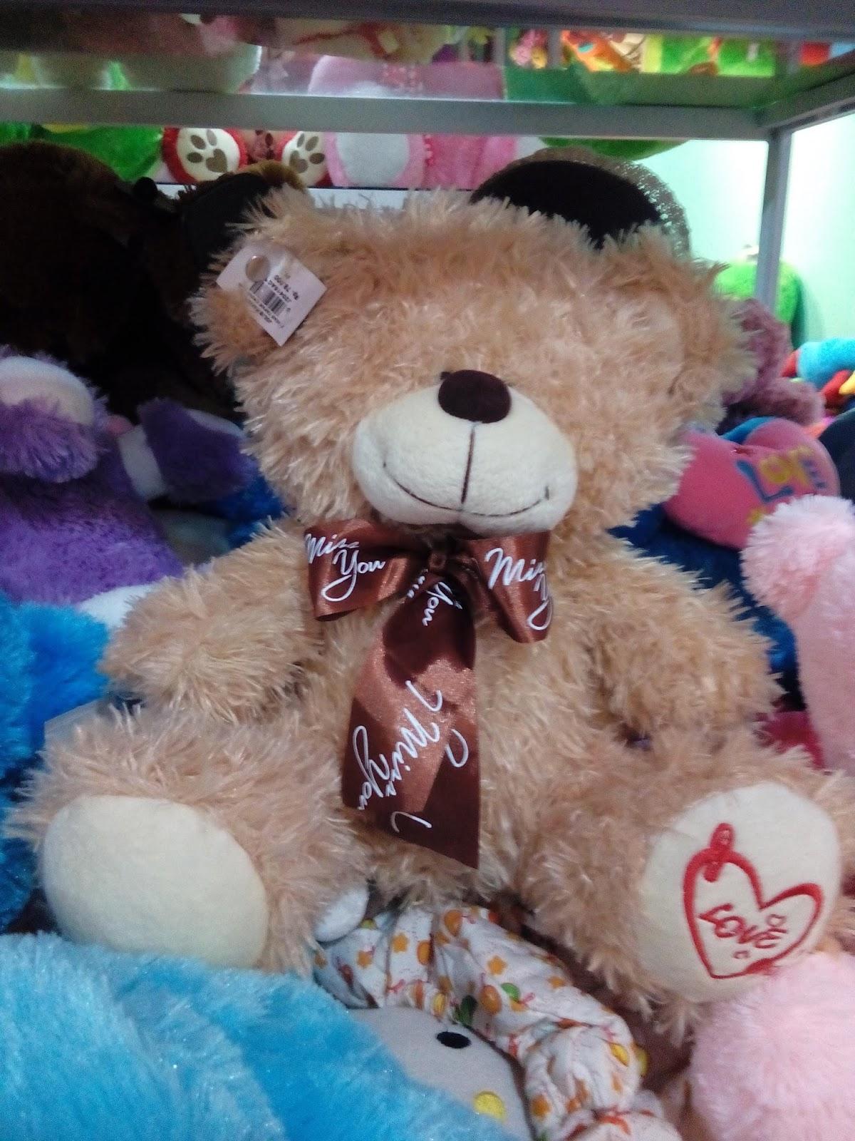 boneka teddy bear kecil imut lucu Jolie Jogja Wirobrajan