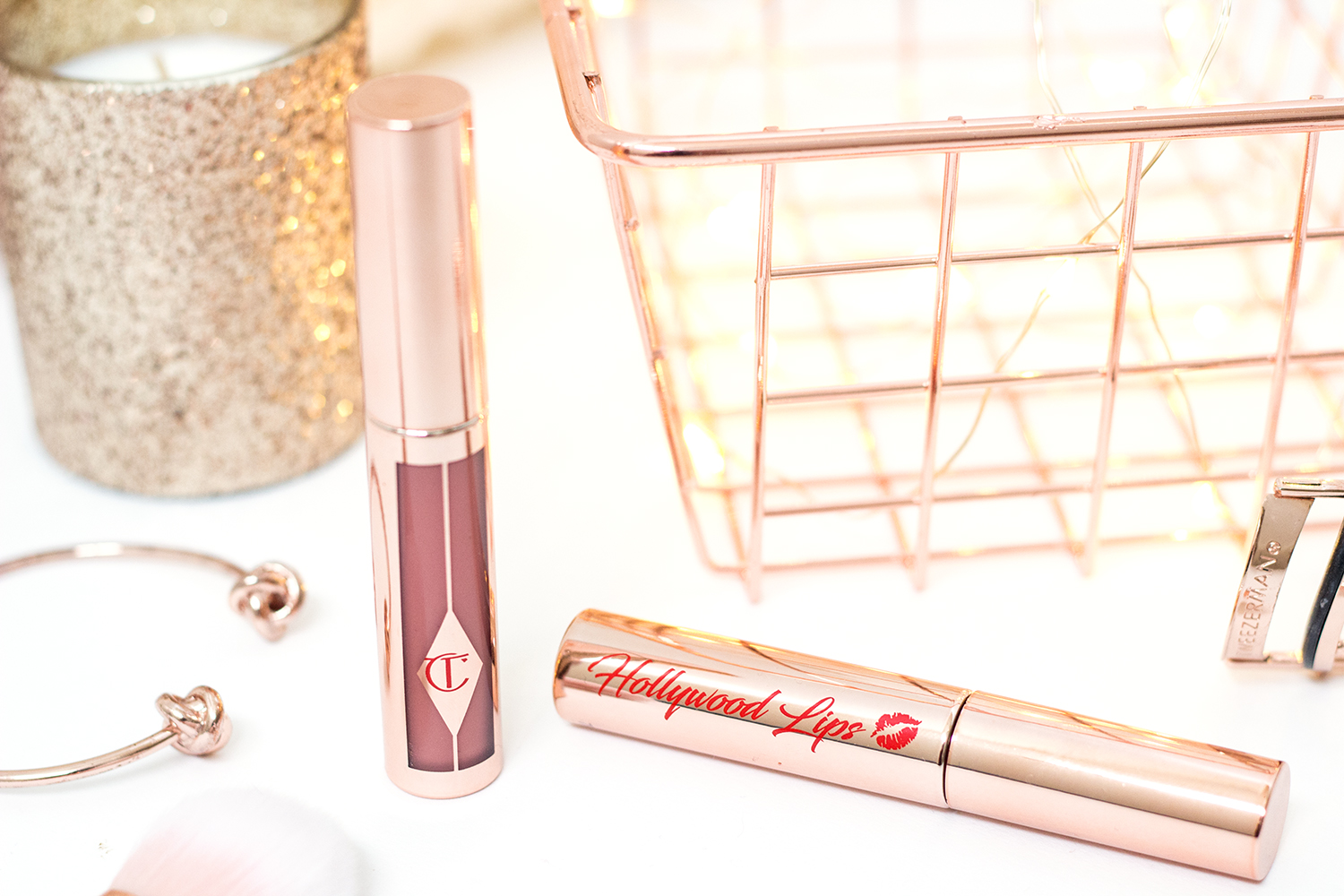 Charlotte Tilbury Hollywood Lips Bloomingdale's Exclusive Shades