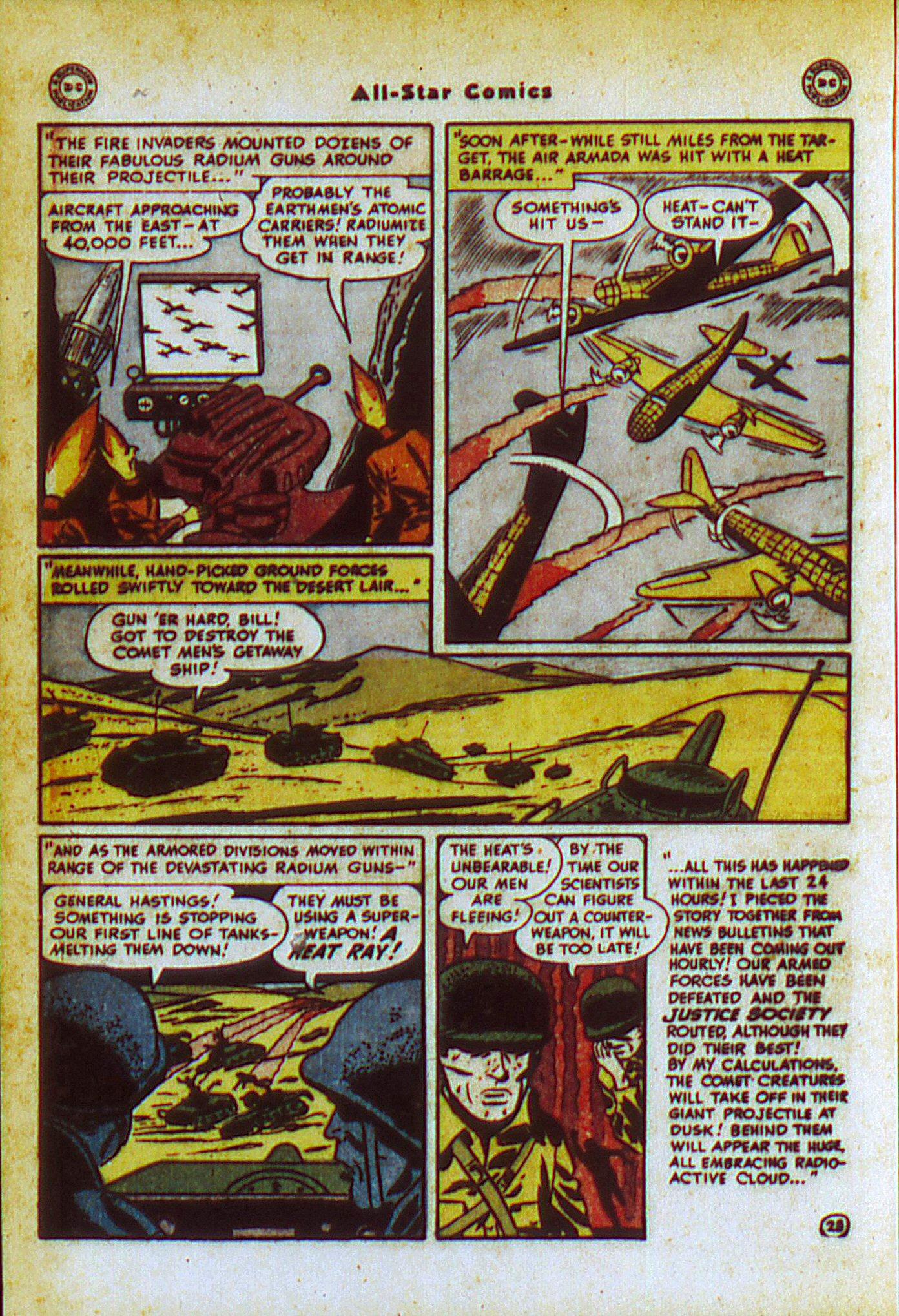 Read online All-Star Comics comic -  Issue #49 - 34