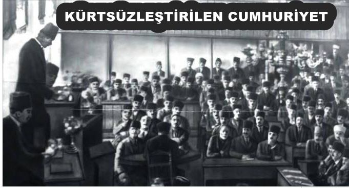 cumhuriyette kürtler