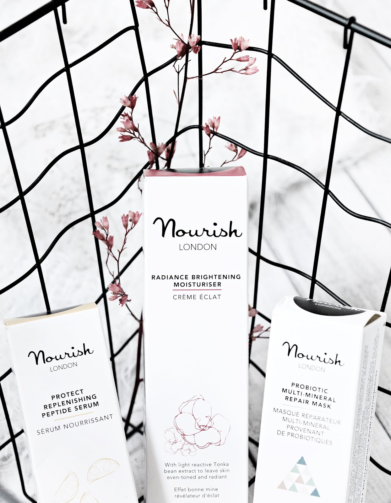 nourish cosmetics