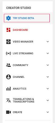 YouTube Analystic