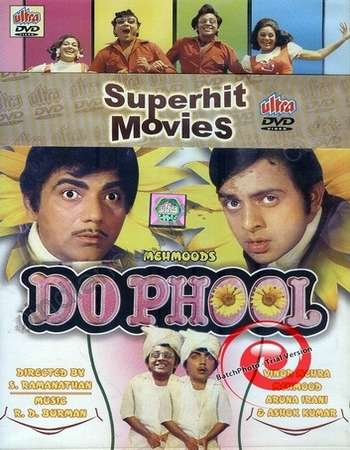Do Phool 1974 Hindi 700MB DVDRip ESubs Watch Online Free Download downloadhub.in