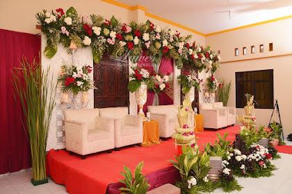 Paket Pernikahan di Gedung Dengan Catering 800 Porsi