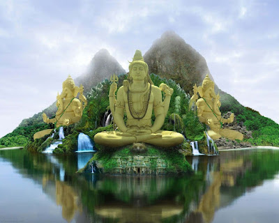 shiva-ganesha-statues-situatedon-on-the-hill-station