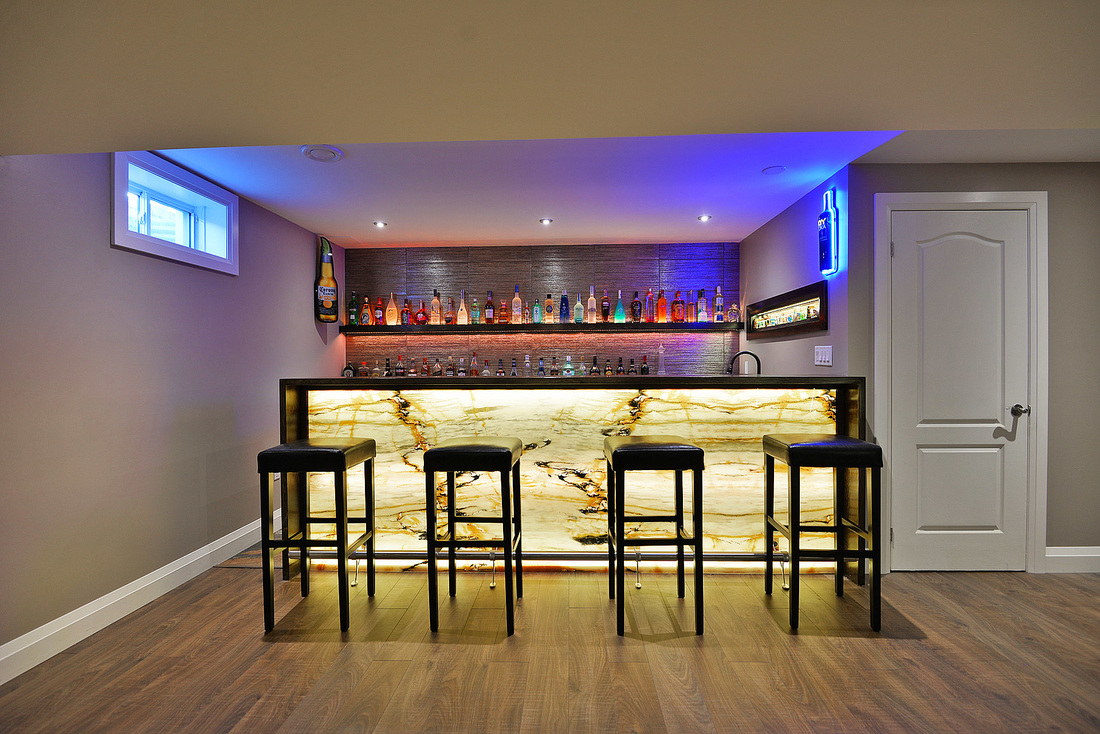 home wet bar