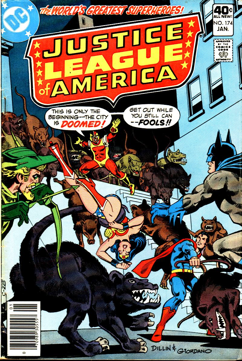 Justice League of America (1960) 174 Page 1