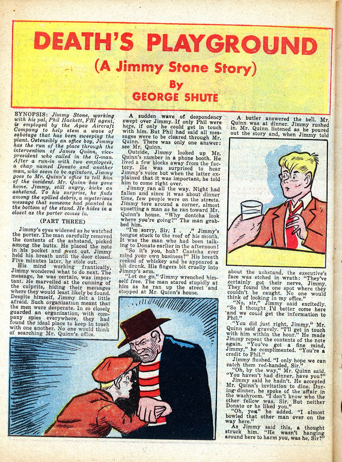 Read online All-American Comics (1939) comic -  Issue #12 - 50