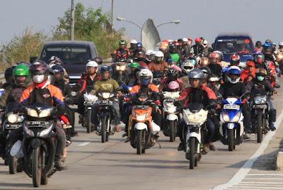 Ini Alasan Masyarakat Memilih Mudik dengan Sepeda Motor
