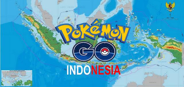 Pokemon GO Telah Resmi Rilis di Indonesia