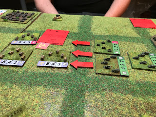 Germans hold their ground against Soviet armour