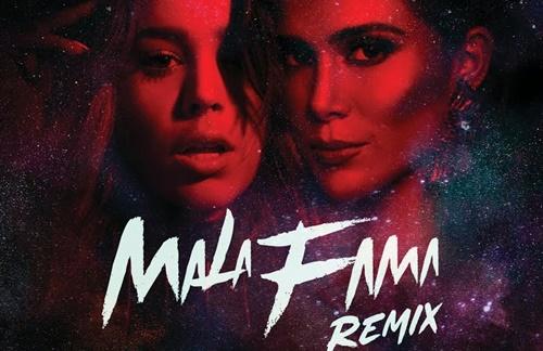 Danna Paola & Greeicy - Mala Fama (Remix)