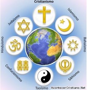 Religiones importantes del mundo