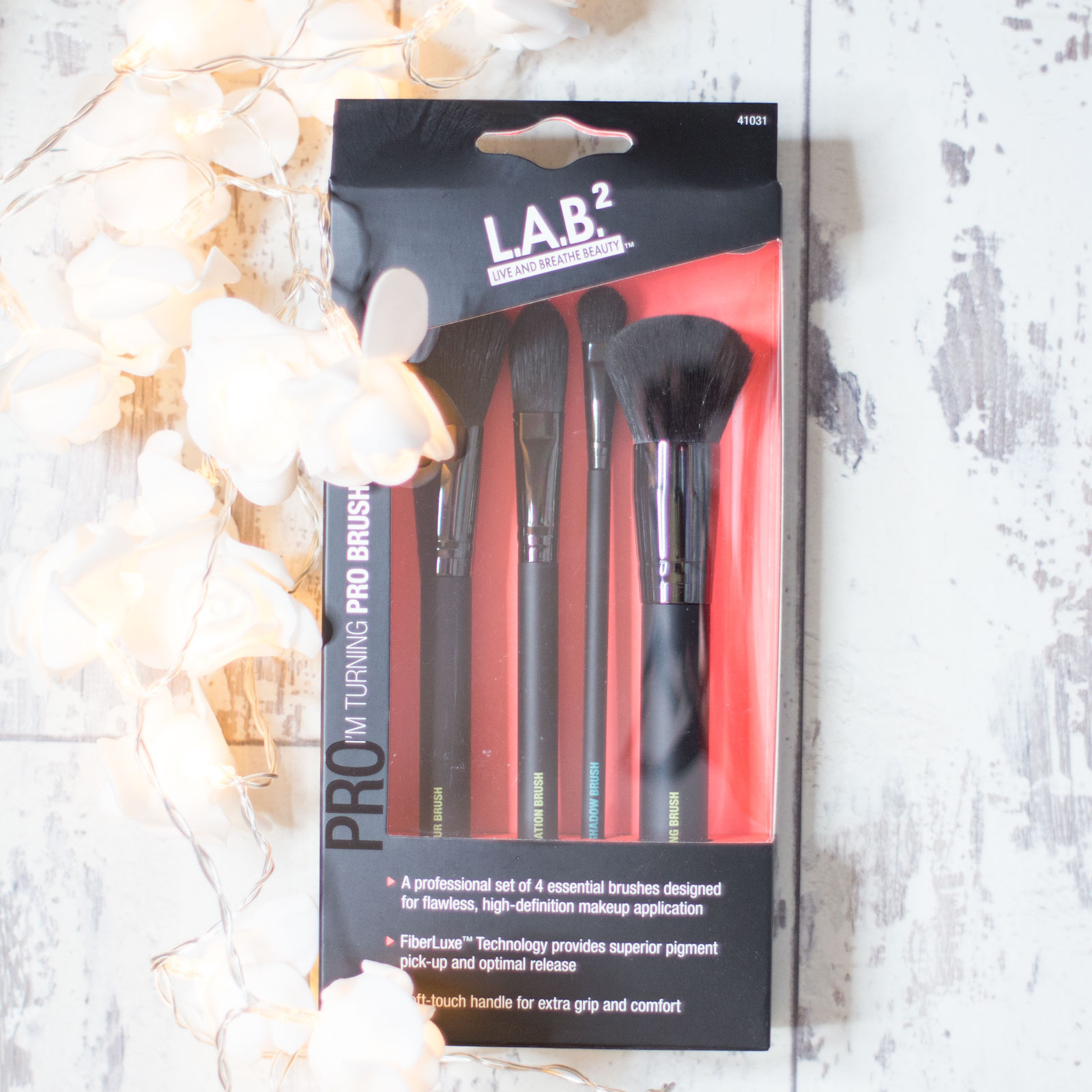 LAB2 'I'm Turning Pro' Brush Kit Review