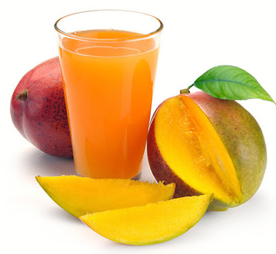 Licuado de mango receta con proteinas