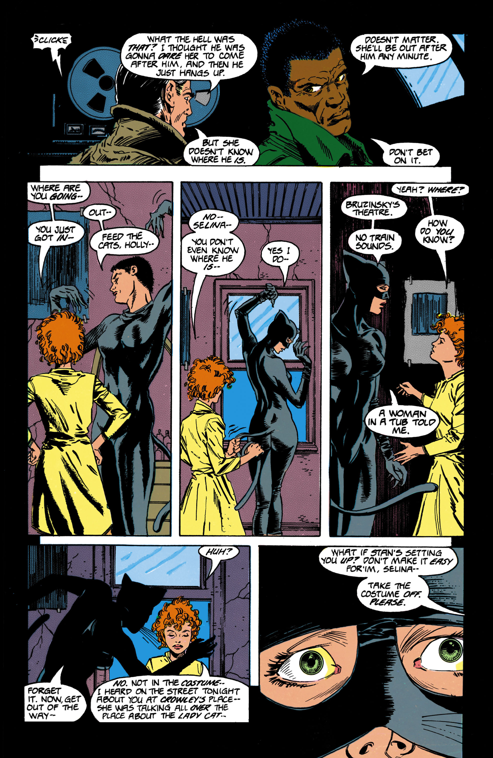 Catwoman (1989) Issue #3 #3 - English 11