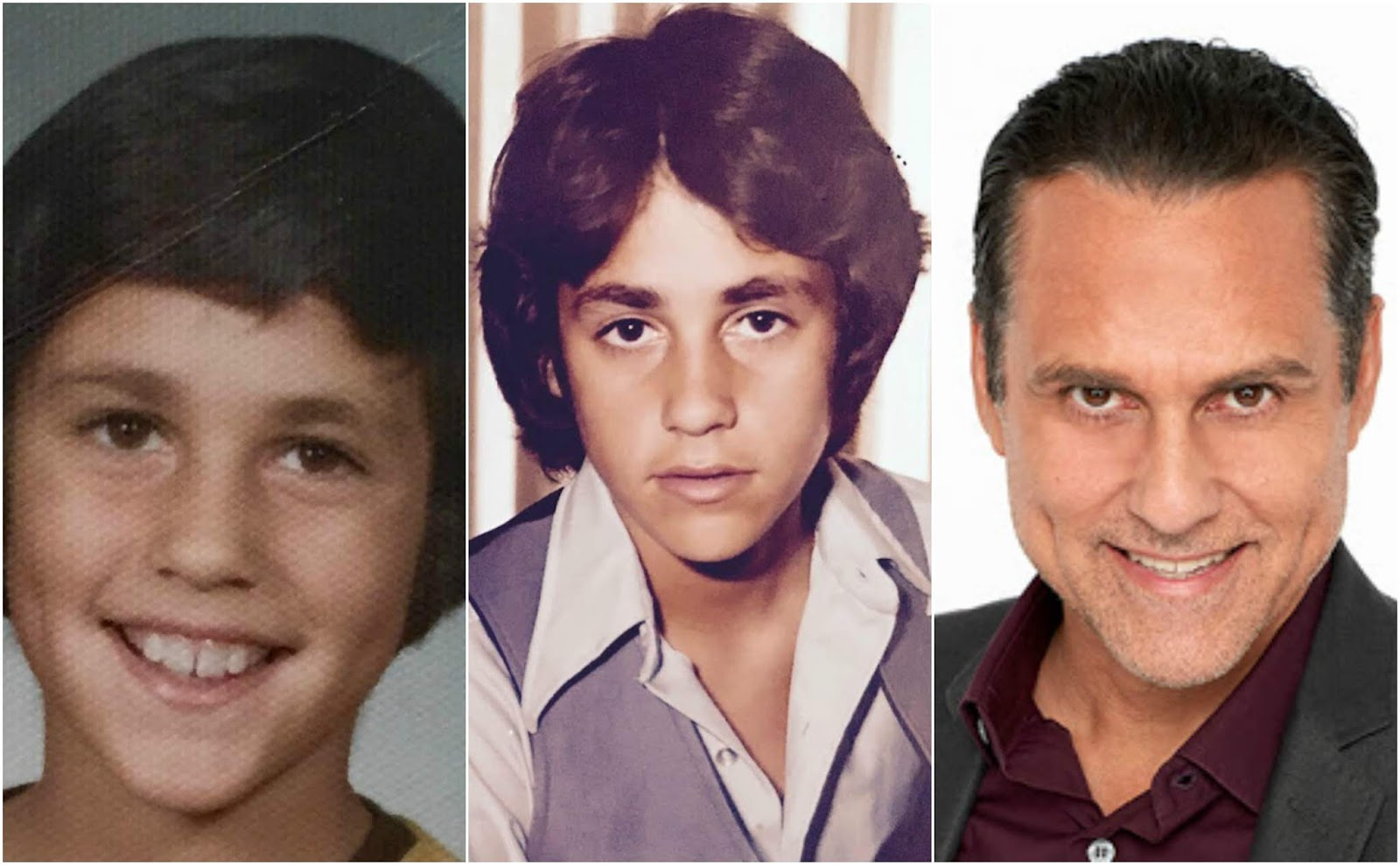 Happy Birthday Maurice Benard - See His Amazing Then and Now ...