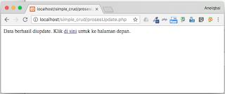 tutorial crud php mysqli