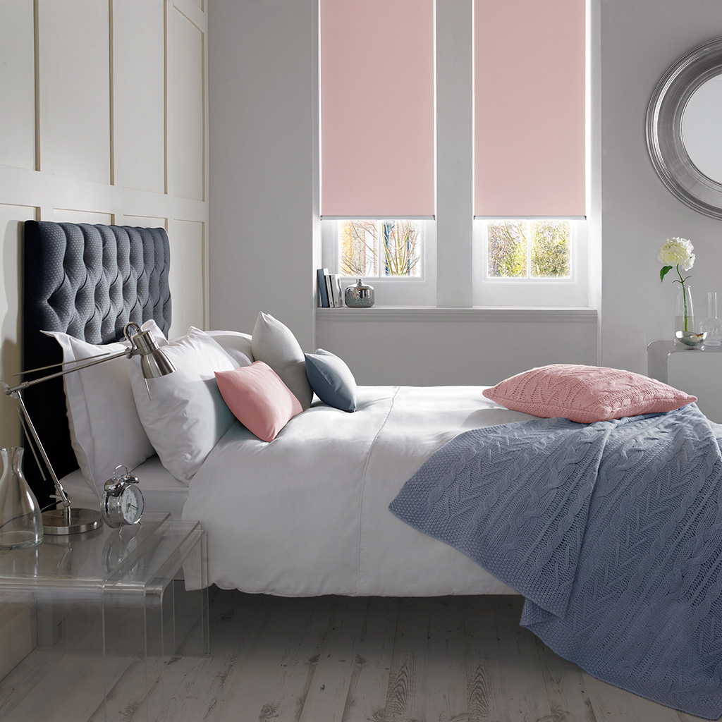 Roman Blinds Bedroom Images