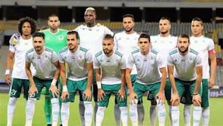 مباراة المصري و نهضة بركان