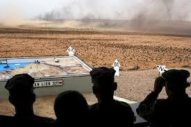 هل ستمر مناورات الأسد الإفريقي هذه السنة  بسلام ؟