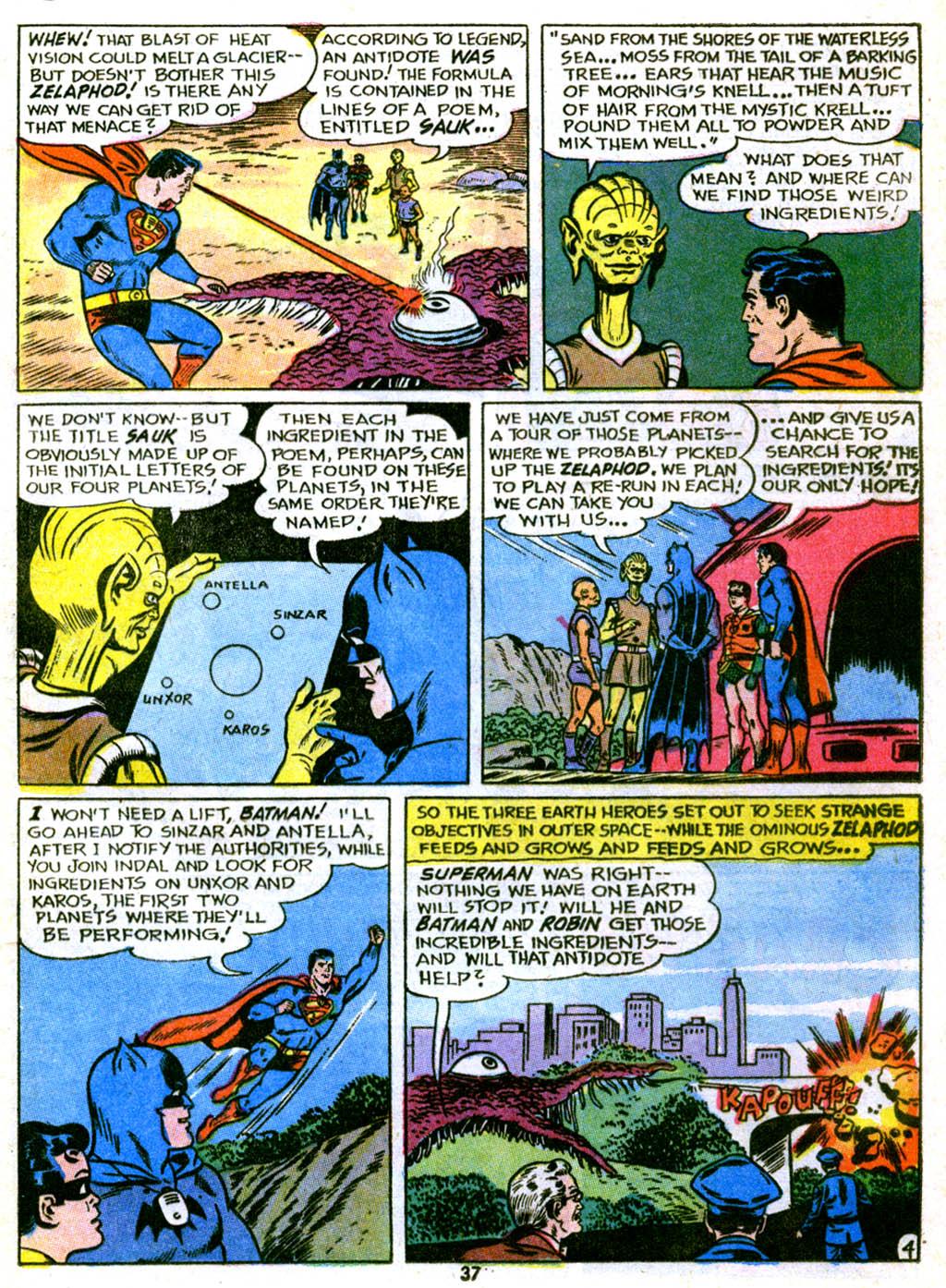 Read online World's Finest Comics comic -  Issue #206 - 34