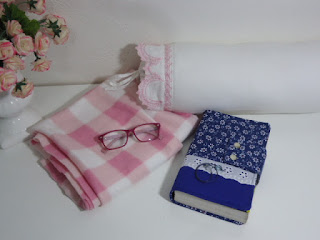 Patchwork cover for Bibles